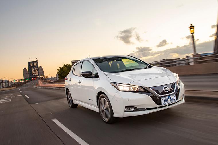 Nissan LEAF, VE más vendido en Noruega en 218
