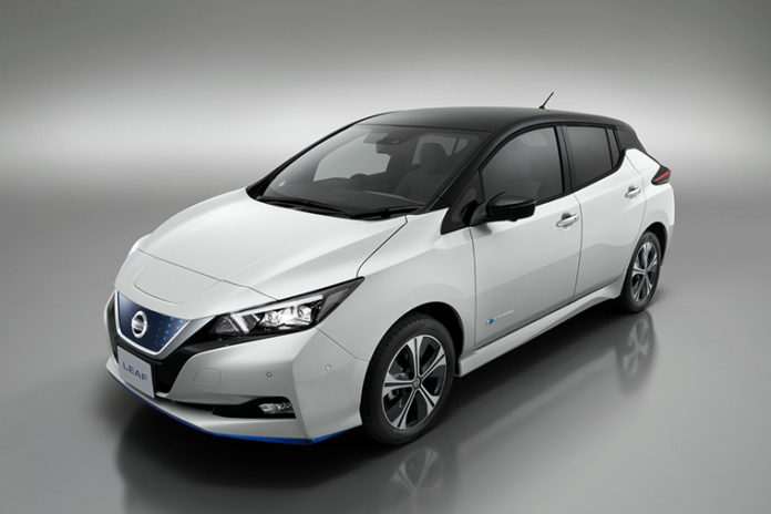 Nissan LEAF e+, la nueva versión con mayor autonomía y más potencia