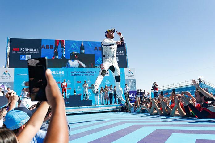 Sam Bird ganador de la tercera carrera de la Fórmula E