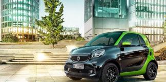 Matriculaciones de Smart eléctricos en 2018