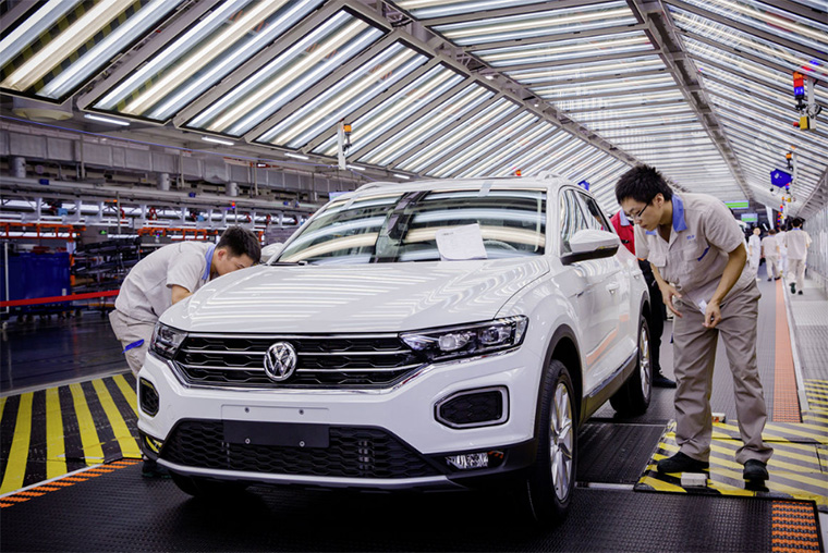 La inversión de los fabricantes en VE será de 300.000 millones de dólares