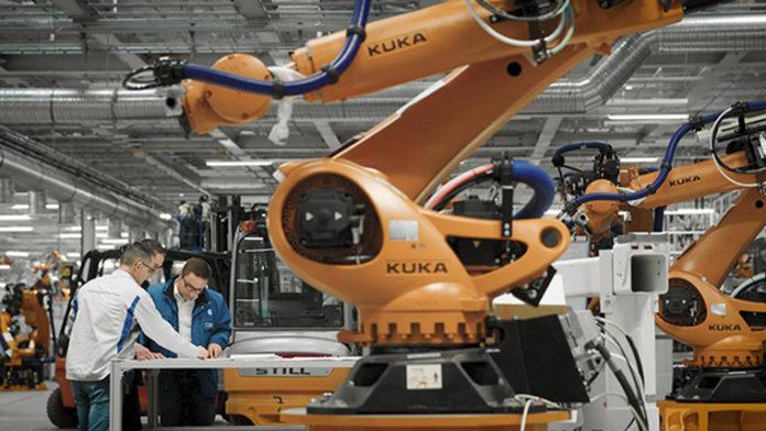 Planta de Zwickau, en Alemania, del Grupo Volkswagen
