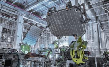 Los elementos de las baterías del Audi e-tron podrán tener un nuevo uso