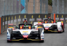 Los nuevos monoplazas Gen 2 de la Fórmula E