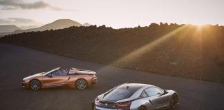 i8, uno de los vehículos más innovadores de BMW Group