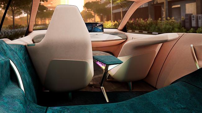 BMW mostrará sus innovaciones en conducción automatizada y autónoma en Las Vegas