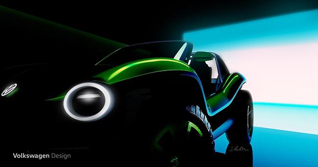 El nuevo buggy será presentado en el próximo Salón de Ginebra, en marzo.