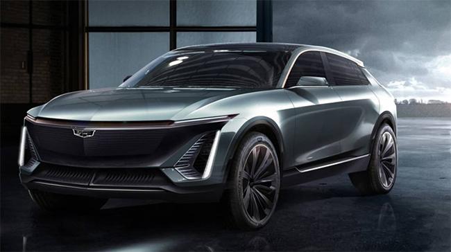 Pocos detalles se conocen aún del nuevo SUV eléctrico de Cadillac, pero su imagen es un buen comienzo