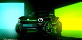 Volkswagen vuelve a dar vida al legendario buggy en versión eléctrica