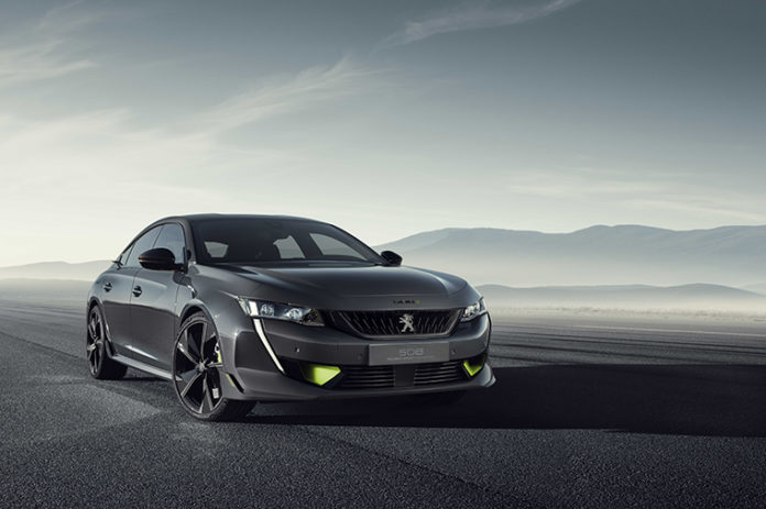 MOTION & e-MOTION, la nueva firma de marca de Peugeot