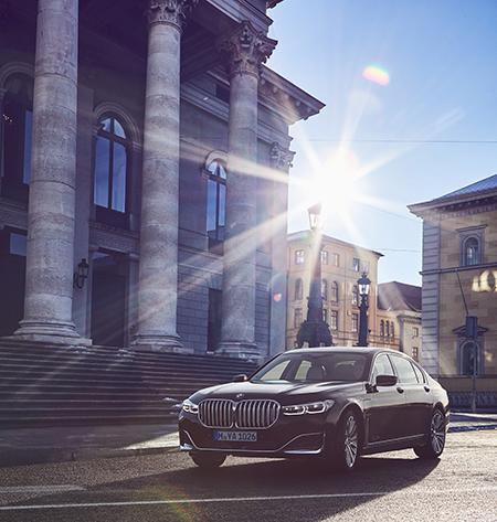 Los nuevos BMW 745 híbrido-enchufables tiene una batería de mayor capacidad que mejora su autonomía