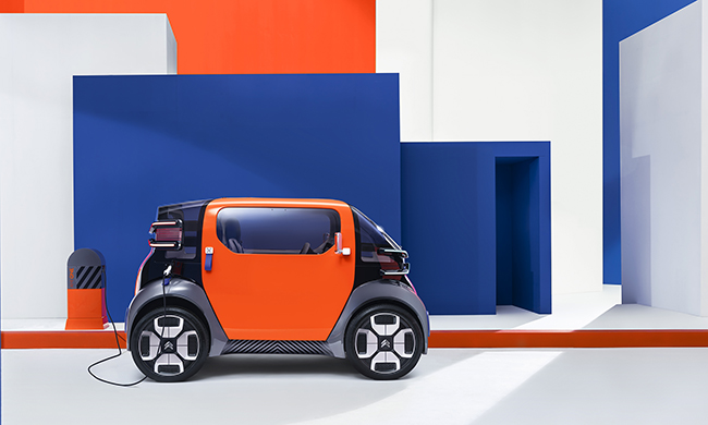 Ami One Concept de Citroën