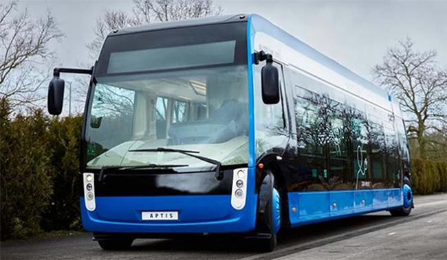 El autobús eléctrico de Alstom