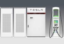 Electrify America instalará sistemas Powerpack de Tesla en más de 100 de sus estaciones de carga