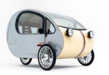 Evovelo Mö, un vehículo diseñado para mejorar la movilidad de las ciudades