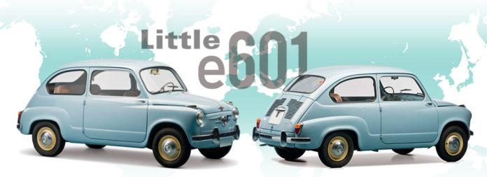 LITTLE e601