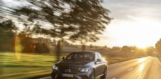 Mercedes-Benz E 300 e híbrido-enchufable