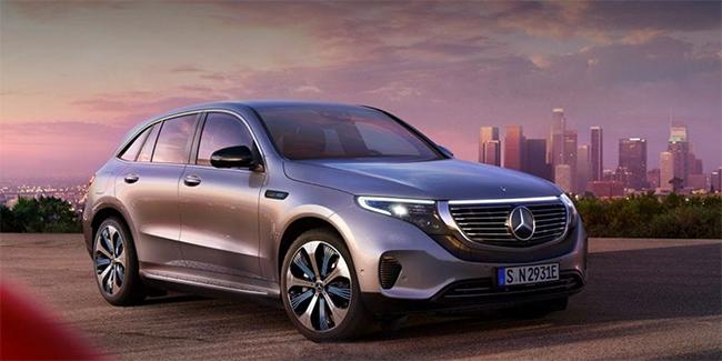 El EQC es el primer eléctrico de la marca EQ de Mercedes Benz-Cars