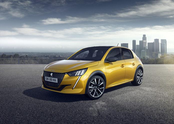 El nuevo Peugeot 208 ofrece una versión totalmente eléctrica, el e-208