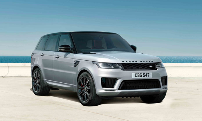 El nuevo Range Rover Sport HST incorpora el motor 3.0 V6 MHEV