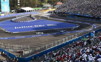 La cuarta carrera de la Fórmula E se celebra en Ciudad de México