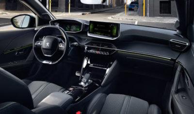 El Peugeot 208 incorpora el i-Cockpit®