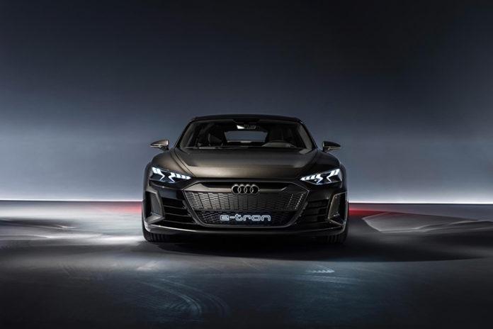 El stand de Audi acogerá la presentación del Audi e-tron GT
