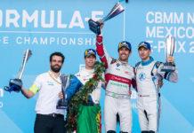 Lucas di Grassi se llevó la victoria de la cuarta carrera de la Fórmula E