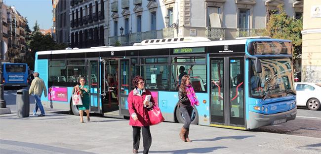 El transporte público es un apoyo vital para la movilidad sostenible