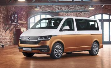 Volkswagen Vehículos Comerciales va a lanzar un Multivan con propulsor eléctrico en otoño