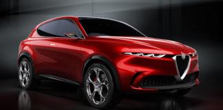 El Tonale es la muestra de la electrificación de Alfa Romeo.