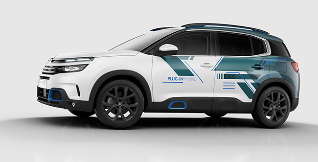 Nuevo SUV C5 Aircross PHEV