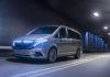 Mercedes ha presentado en Ginebra el funcional y versátil monovolumen EQV