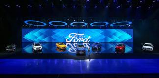 """Ford celebró el """"Go Further"""" en Shangai durante 2017"""