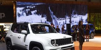 El Jeep Renegade llega en versión híbrido-enchufable