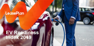 EV Readiness Index 2019 de LeasePlan