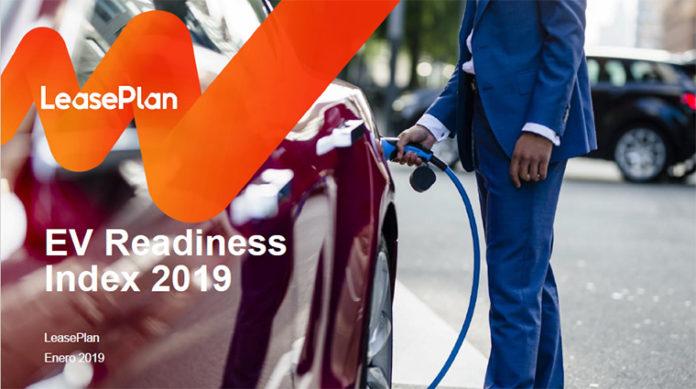 EV Readiness Index 2019 de LeasePlan