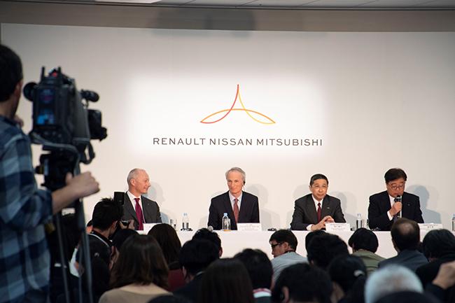 Nuevo Consejo Operacional de la Alianza Renautl-Nissan-Mitsubishi
