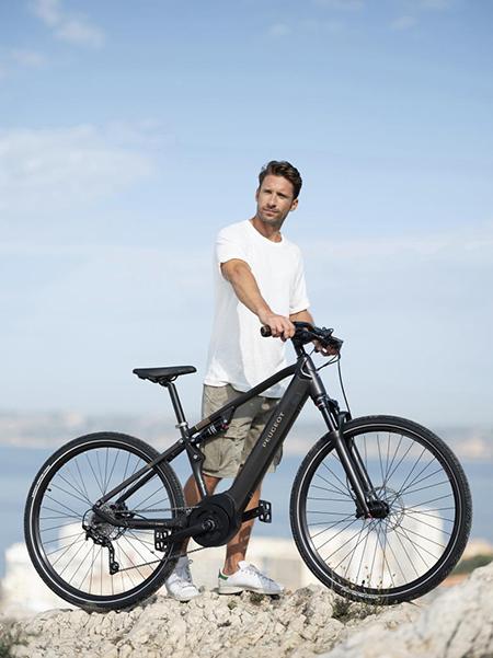 Nuevas bicicletas eléctricas de Peugeot Cycles