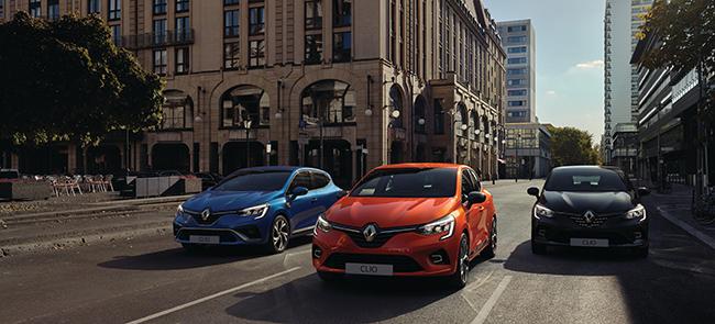 2019 - Nuevo Renault CLIO