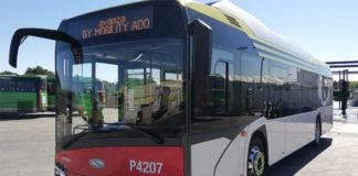 Solaris Urbino 12, autobús eléctrico de pruebas en Madrid y Zaragoza