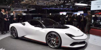Pininfarina Battista, un hiperdeportivo de lujo de impresionantes prestaciones