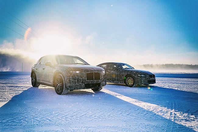 Los BMW iNEXT e i4 no llegarán hasta 2021