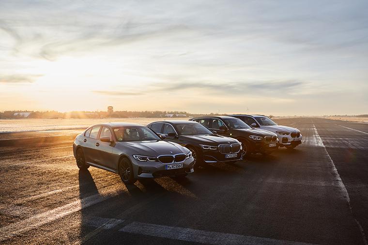 Cuarta generación de vehículos híbrido-enchufables de BMW