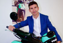 Entrevista al Director General de COUP, empresa de motosharing