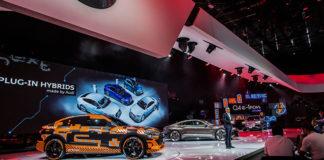 Stand de Audi en Ginebra