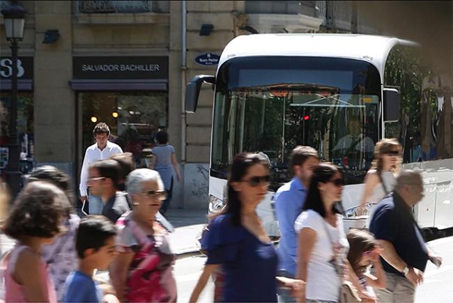 El Grupo desarrolla su propia tecnología y pretende fomentar la mejora de la movilidad en el entorno urbano.