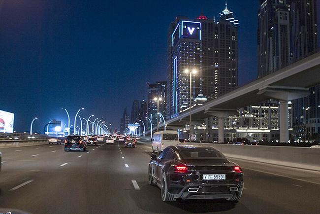 30 países del mundo son testigos de las últimas pruebas del Porsche Taycan
