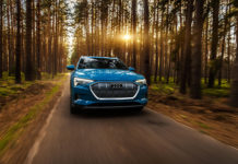 "El Audi e-tron es el protagonista de ""Not For You"""