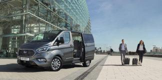 El vehículo de ocho plazas estará disponible en Europa a partir de finales de 2019